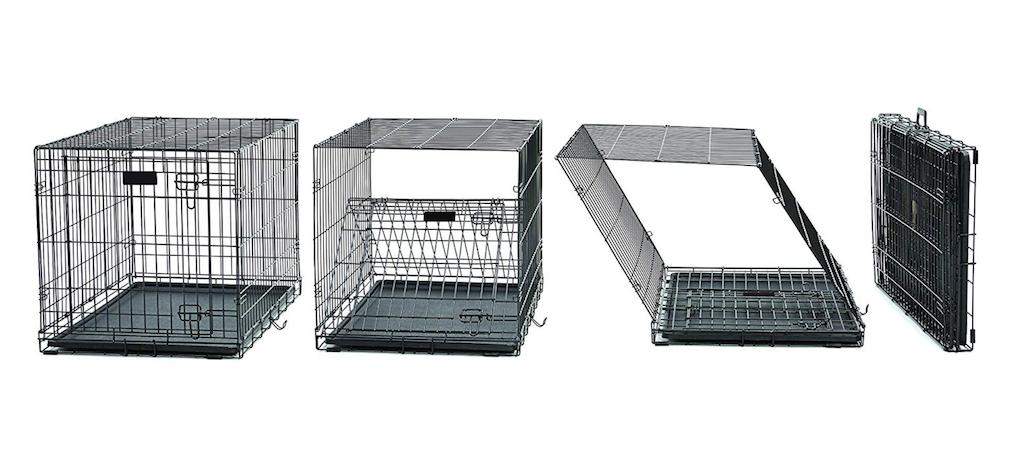 Training crate