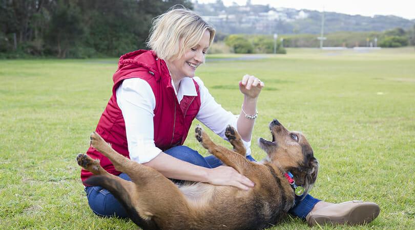 Animal Talk with Dr Jo Righetti