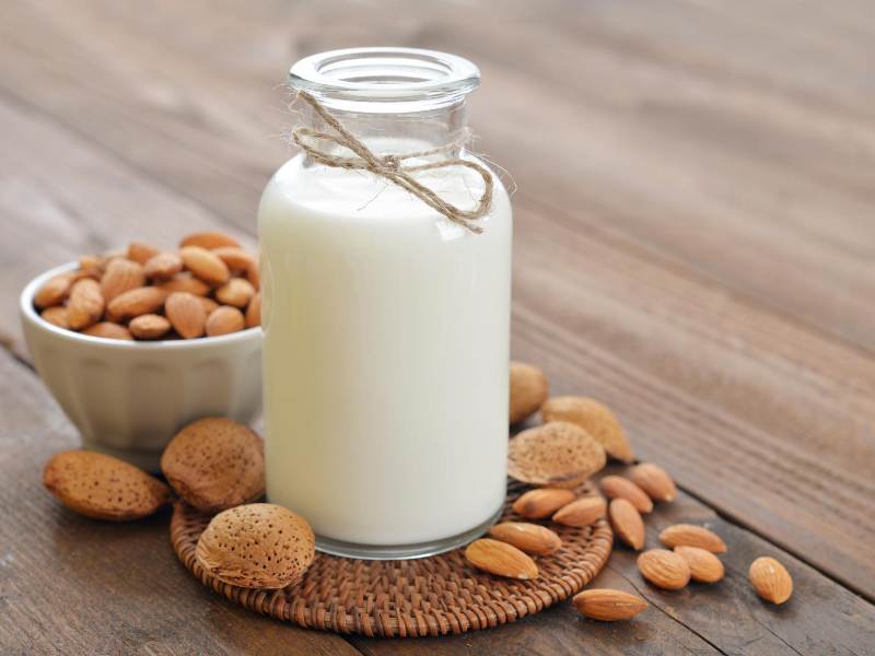 Can Cats Drink Almond Milk?