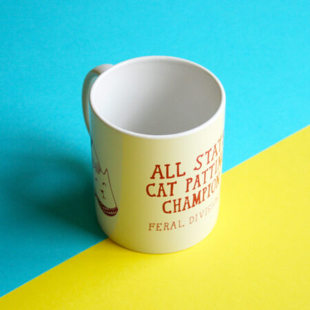 Mug - I touched a cat and I liked it   Cat lover series